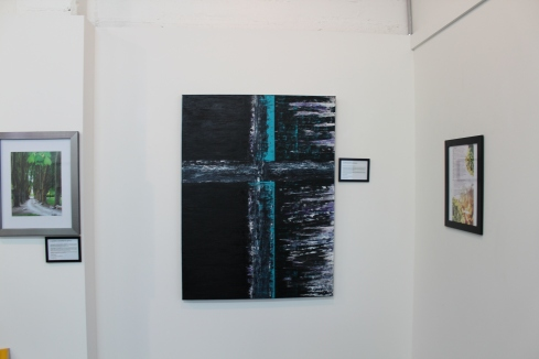 exhibition paintings and photographs