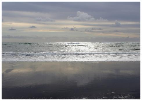 sea, sky and sand