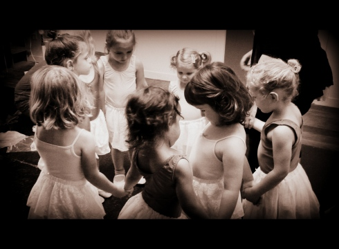 the ballet lesson 2013