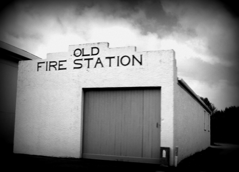 old fire station
