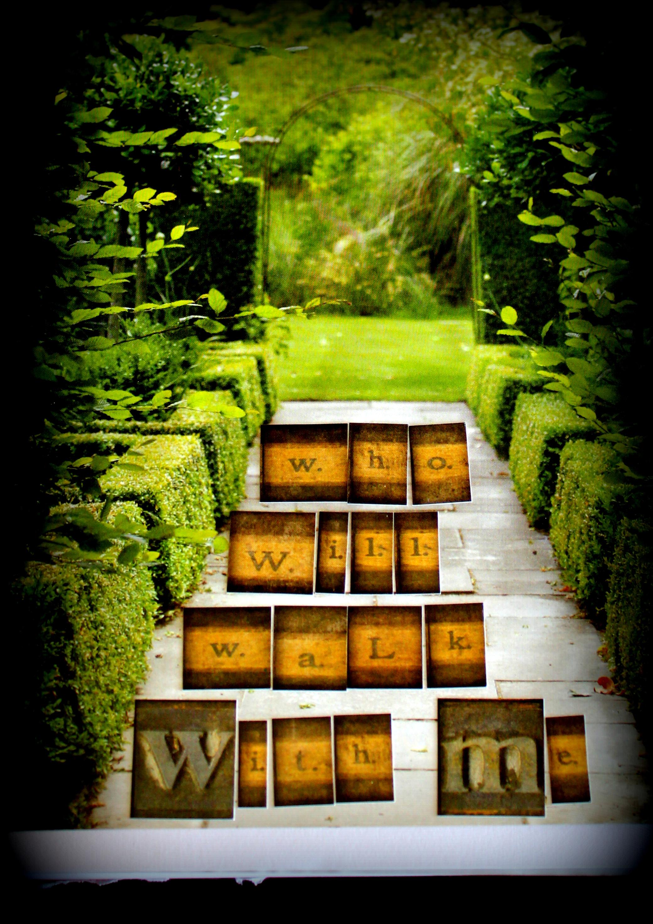garden query