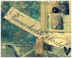 remarkable world