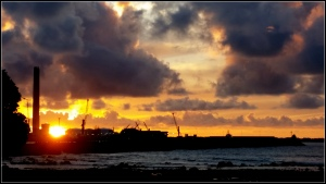 Port sunset march 2015 017
