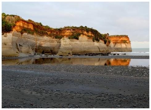 Urenui beach